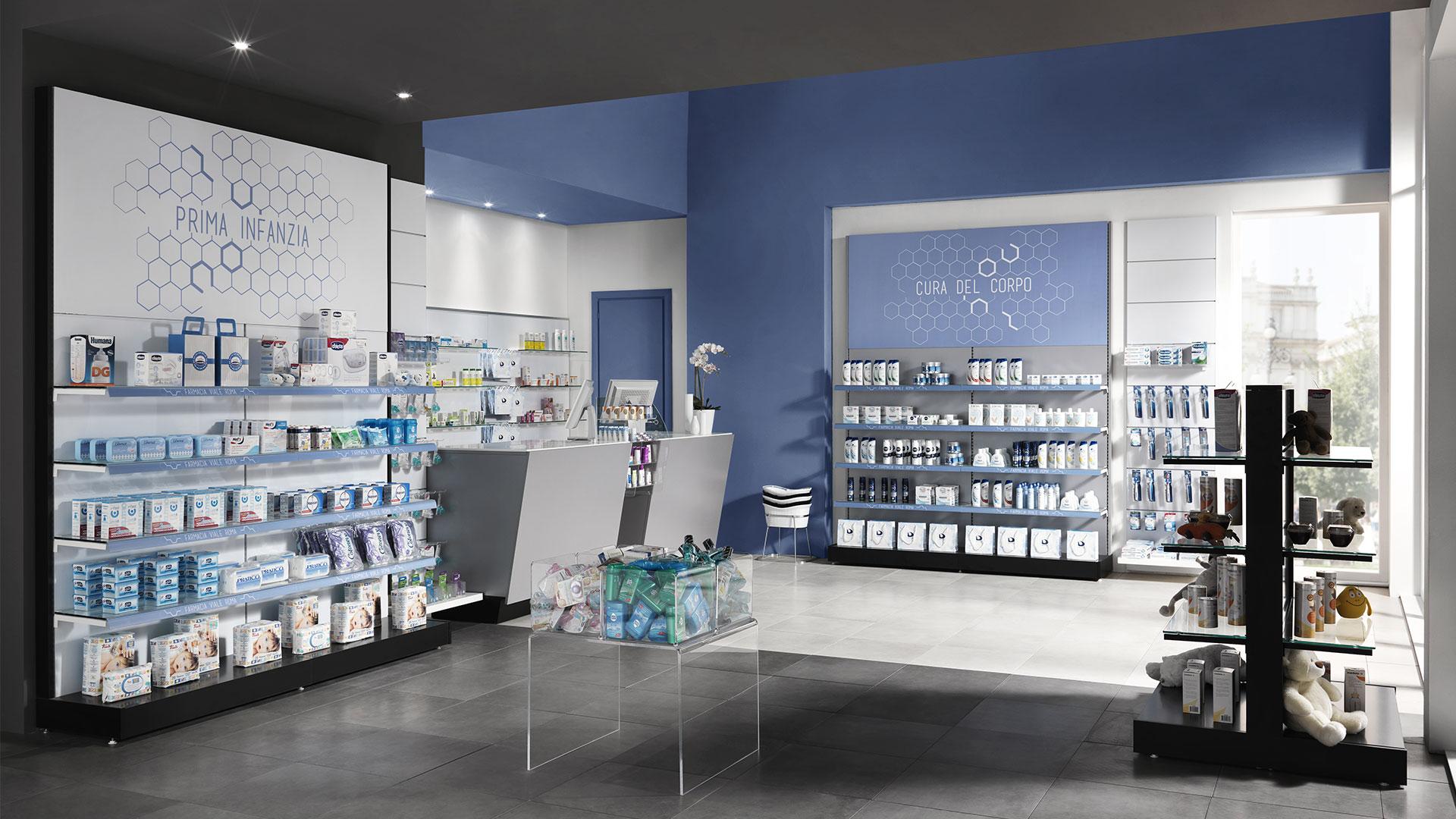 arken arredamenti farmacia