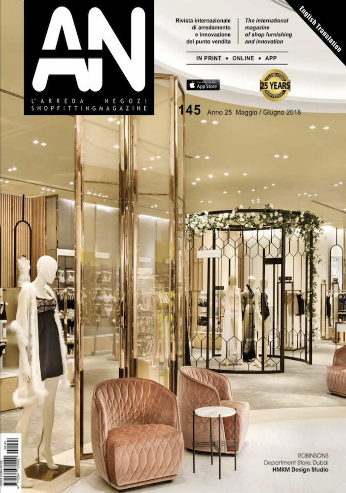 AN Shopfitting Magazine 145 Arken