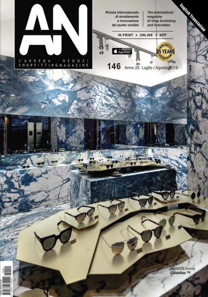 AN Shopfitting Magazine 146 Arken