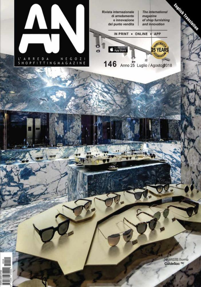 AN Shopfitting Magazine 141 Arken