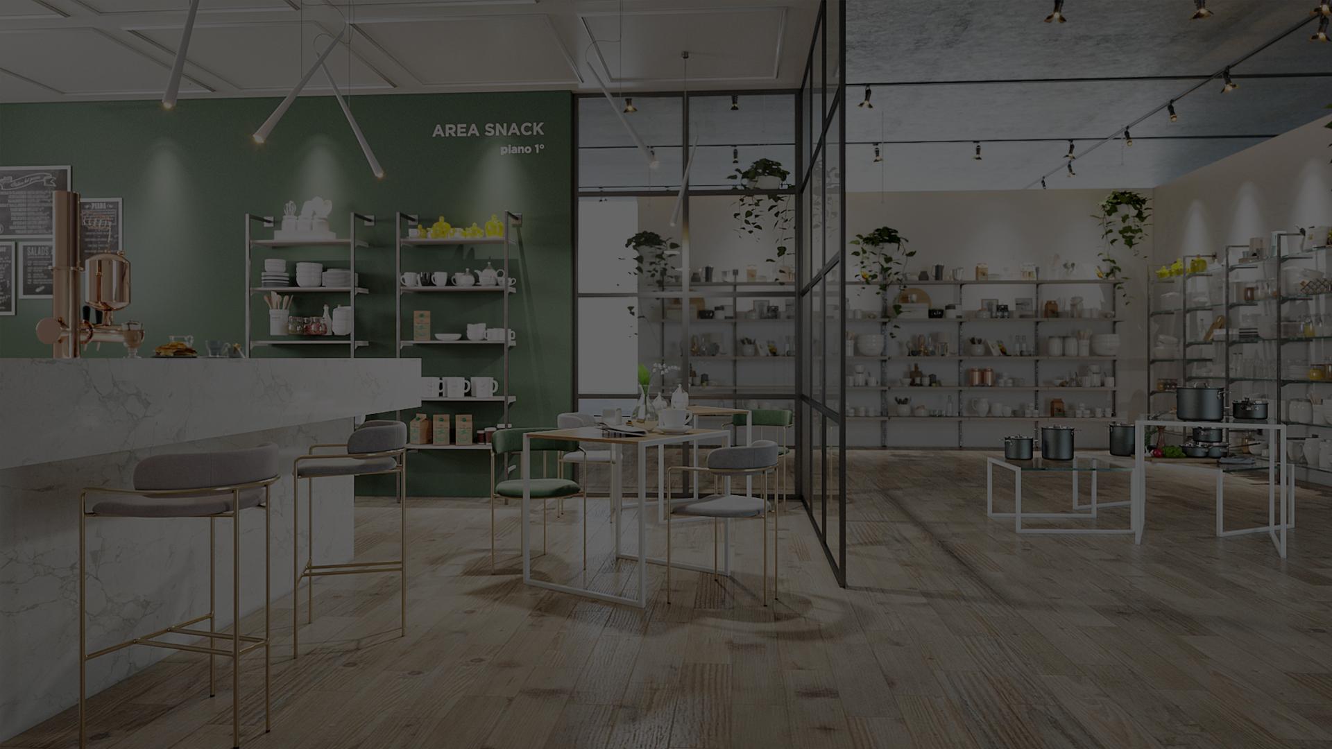 Arredamento Emilia Romagna arken spa - le migliori soluzioni per arredamento negozi