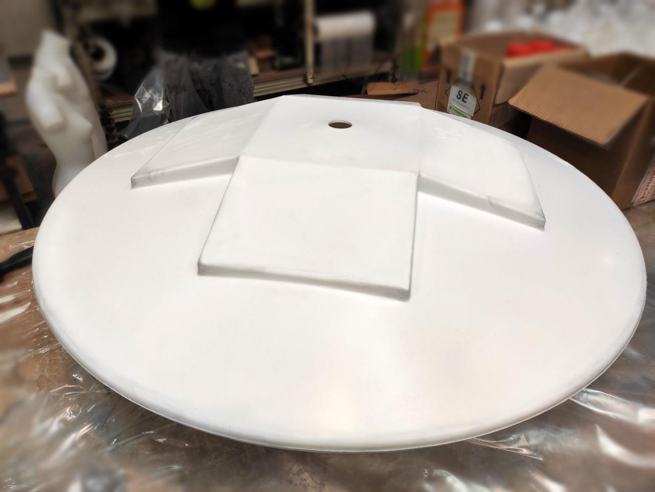 prototipo tyrecs ufo